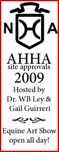 AHHA approvals 2009